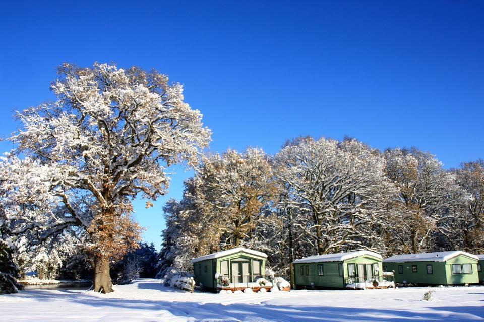 Caravan Site Shropshire